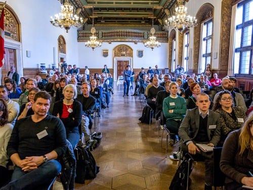 ישיבת מועצה בקופנהגן
