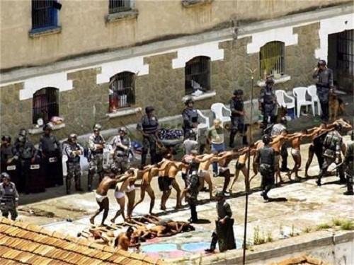 בית הכלא קרדינרו בסאו פאולו בברזיל
