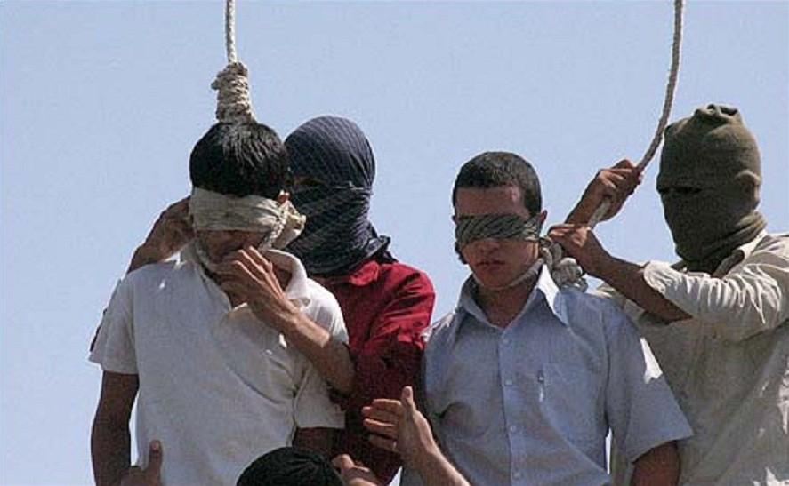 עונש מוות לסוחרי סמים באיראן