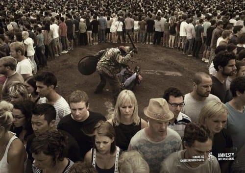 ארגון אמנסטי - בעד זכויות אדם