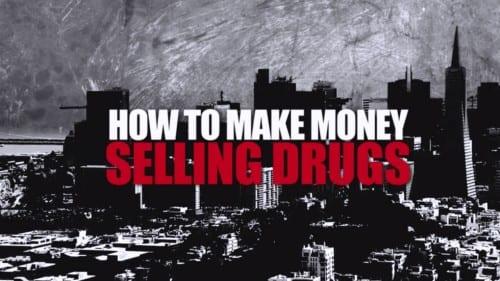 כרזת הסרט איך לעשות כסף מסחר בסמים