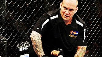 ג'וש רוזנטל - UFC