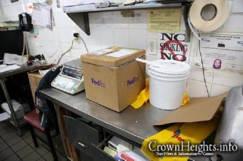 משלוח מריחואנה ב-FedEx