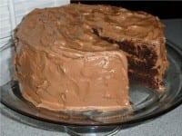 עוגת שוקולוד