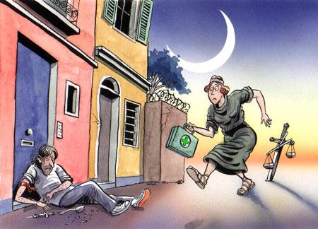 יותר מודעות פחות ענישה