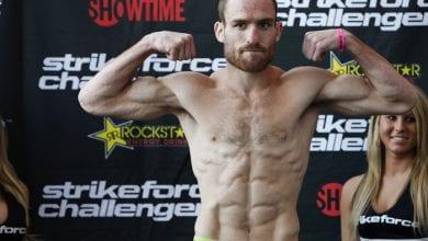Photo of לוחם UFC נכשל בבדיקת מריחואנה, הפסיד 130,000$ דולר