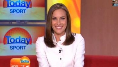 Photo of מתיחה בשידור חי: קריינית חדשות מספרת שהיא אוהבת עוגיות חשיש