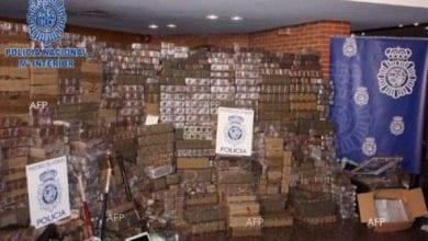Photo of מרוקו: 10 טון חשיש הועלו באש על ידי הרשויות
