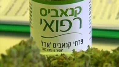קנאביס רפואי בישראל