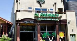 חנות לממכר קנאביס רפואי בלוס אנג'לס