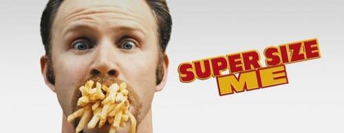 מורגן ספרלוק - לאכול בגדול