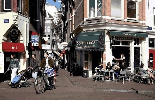 קופי-שופ בהולנד