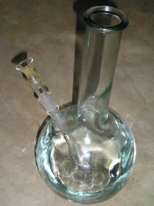 באנג זכוכית לתפארת!