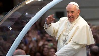 "Photo of האפיפיור החדש בביקור בברזיל: ""מתנגד ללגליזציה של סמים"""