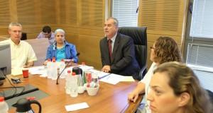 הוועדה למאבק בנגע הסמים של הכנסת