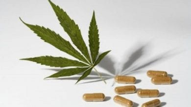 תרופה ממריחואנה