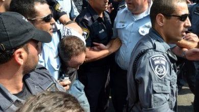 אלימות משטרה