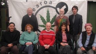 Photo of מפלגת המריחואנה של ניו זילנד מוכרת קנאביס לתומכים