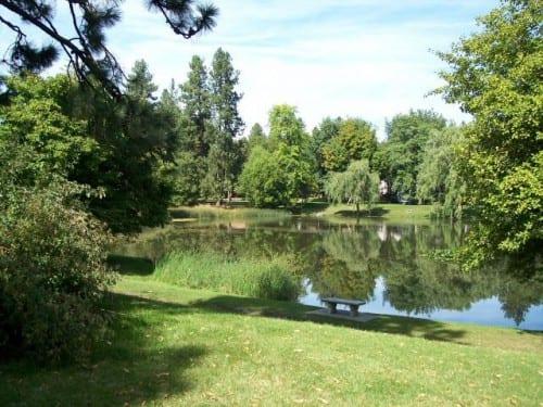 פארק קנון היל - בירמינגהם, אנגליה