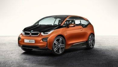 מכונית המפ BMW
