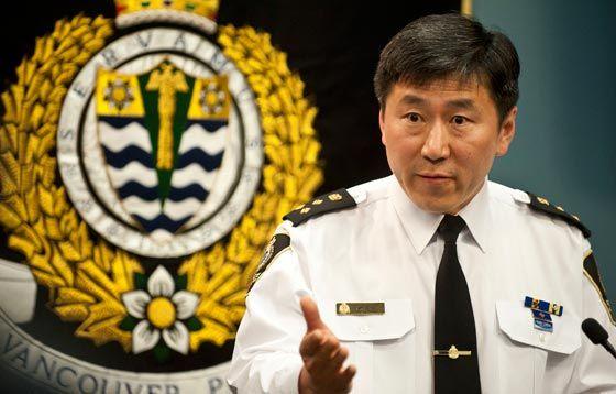 ג'ים צ'ו נשיא איגוד שוטרי קנדה