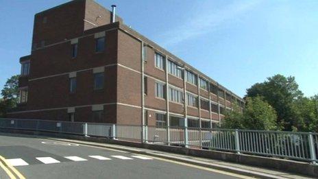 בניין משרדים - קנט, אנגליה