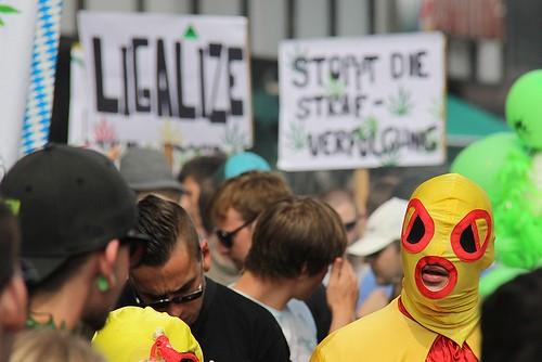 צעדת הלגליזציה בברלין