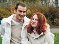 פטריק ישב שנתיים בכלא  הגרמני כעונש על ארבעת הילדים שעשה עם אחותו
