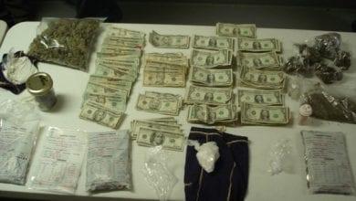 כסף וסמים