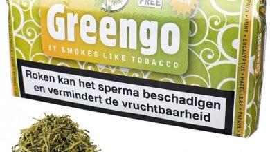 גרינגו - תחליף טבק לעישון - Greengo