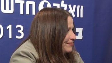 "Photo of שלי יחימוביץ' מזגזגת: ""לא עישנתי מריחואנה"""