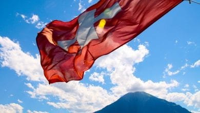 דגל שווייץ