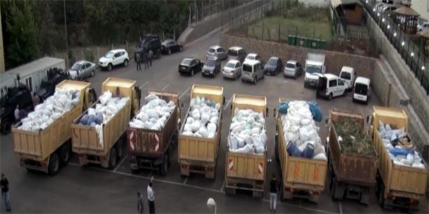 תפיסת 23 טון מריחואנה טורקיה