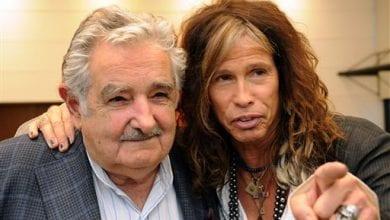 """Photo of אירוסמית' באורוגוואי: """"מברכים את הנשיא על קידום הלגליזציה"""""""