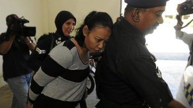 Photo of מלזיה: עונש מוות בתלייה לאישה שנתפסה עם מריחואנה