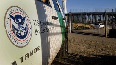 משמר הגבול ארהב מקסיקו
