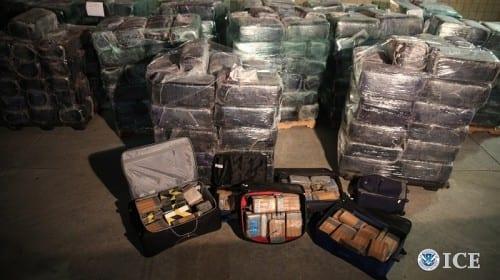 נחשפה מנהרה להברחות סמים ממקסיקו לארצות הברית