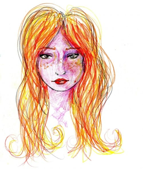 ציור תחת השפעת LSD
