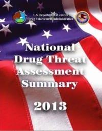 דוח הסמים השנתי של ה-DEA