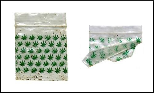 שקית סמים בלונדון
