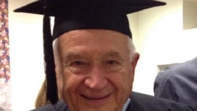 Photo of בן-גוריון: תואר כבוד הוענק לפרופ' רפאל משולם מגלה ה-THC