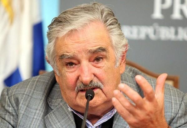 חוסה מוחיקה נשיא אורוגוואי
