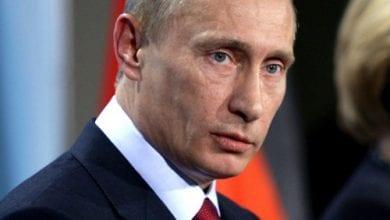 ולדימיר פוטין מתנגד ללגליזציה