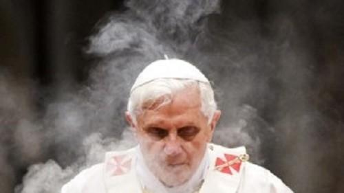 הוד קדושתו האפיפיור