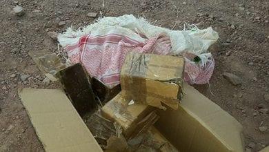 "Photo of אילת: 28 ק""ג חשיש נתפסו בגבול"