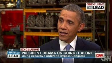 ברק אובמה CNN