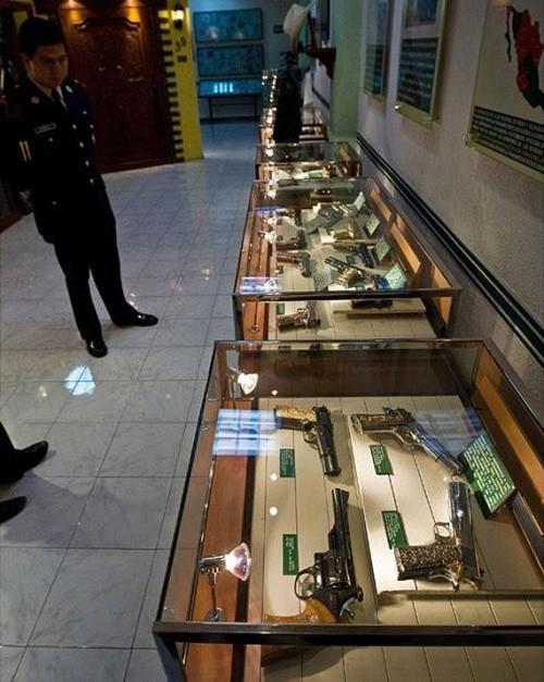 ביתו של סוחר סמים מקסיקני