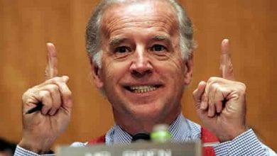 """Photo of ביידן מבהיר: """"אנחנו עדיין נגד לגליזציה"""""""