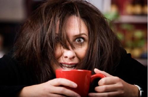 האם קפה הוא סם?