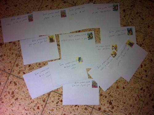 מעטפות קנאביס לתחנות משטרה
